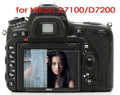 9H Tempered Glass Stalinite Screen camera Protector Film for Nikon D7100 D7200