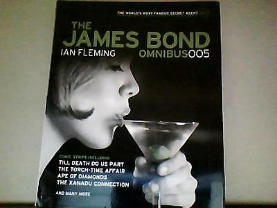 The James Bond OMNIBUS # 005 Lawrence/Horak Daily Express Strips