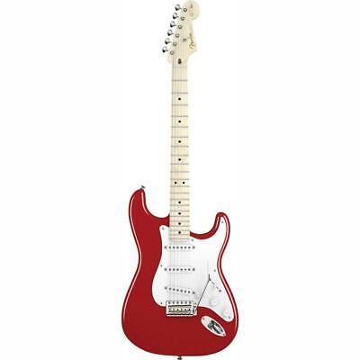 Fender Eric Clapton Stratocaster Electric Guitar, Maple Fingerboard, Torino Red