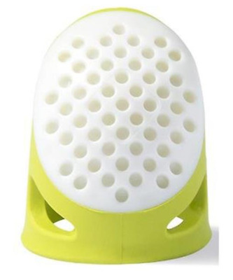 PRYM Ergonomic Thimble Exceptionally Comfortable Functional Thimble GREEN Large