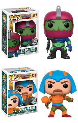 Funko Pop Masters of the Universe vinyl figure. Despatched from UK. New boxed.