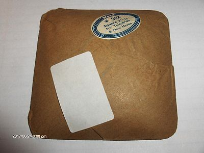"NOS VTF 202 CONVEX  Square CLOCK GLASS 3 11/16"""" for Telechron & New Haven Clock"