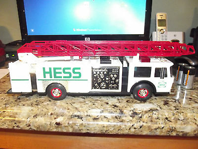 Hess Fire Truck And Bank