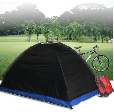 2 Person Dome Shade Waterproof Tent Camping Hiking Travel Lover Outdoor 2 Layer
