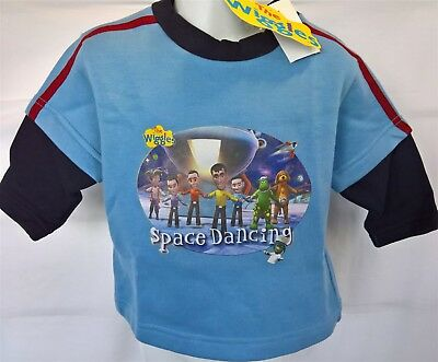 ~ Wiggles - SPACE DANCING JUMPER SZ 1-2 Yrs
