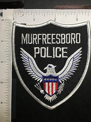 Murfreeboro Tennessee Police  Shoulder Patch