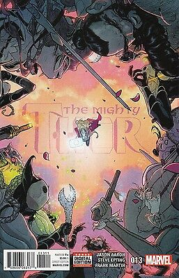 Mighty Thor #13 (NM)`17 Aaron/ Epting (1st Print)