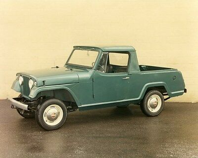 1966 Jeep Jeepster Factory Photo ca8195