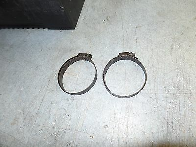 05-13 Corvette C6 Ac Air Conditioning Line Safety Lock Set Clamps B43