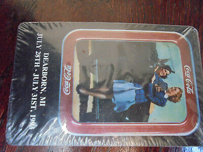 vintage collectors Coca Cola playing cards Dearborn, Michigan NEW