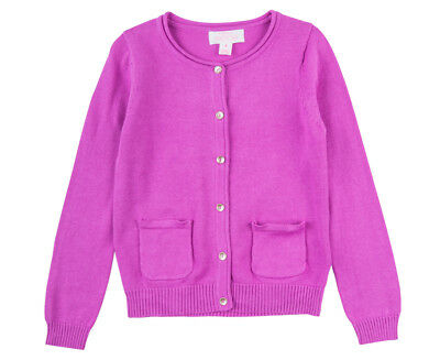 Carly Rose Cardigan - Rosebud