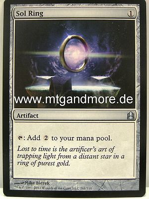 Magic Commander EDH - 1x Sol Ring
