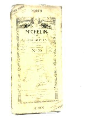 Michelin Map British Isles Sheet 20 Book (Various - 1111) (ID:98140)