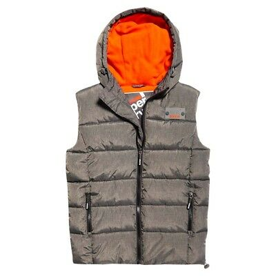 Superdry Sports Puffer Gilet Chalecos