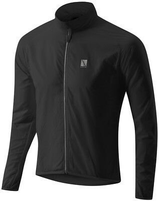 Altura Microlite Showerproof Mens Cycling Jacket - Black