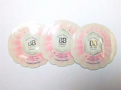 ETUDE HOUSE Precious Mineral Cotton Fit BB Cream W13 (3 samples)