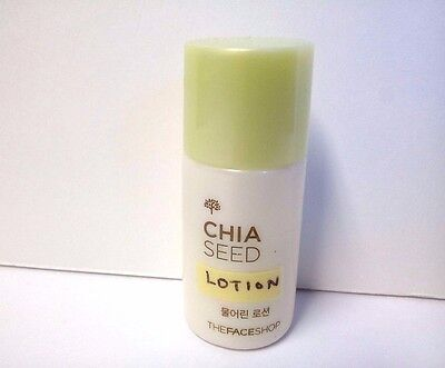 THE FACE SHOP Chia Seed Moisturizing Lotion Sample 5 ml