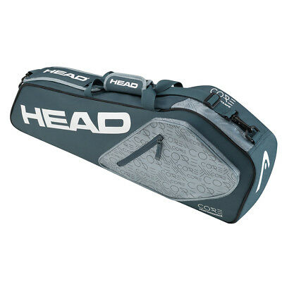 Head Core Pro 3 Rackets Anthracite   Grey
