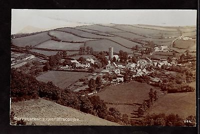 Postcard ~ BERRYNARBOR Near ILFRACOMBE Real Photographic DEVON ~ Early