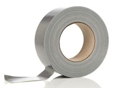 Cloth Duct Tape High Tensile Strength Easy To Tear By Hand 48mm x 10 Metres