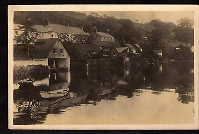 Postcard ~ HELFORD Real Photographic CORNWALL #2 ~ Early