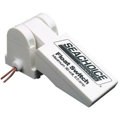 Seachoice Universal Series Float Switch 15A White