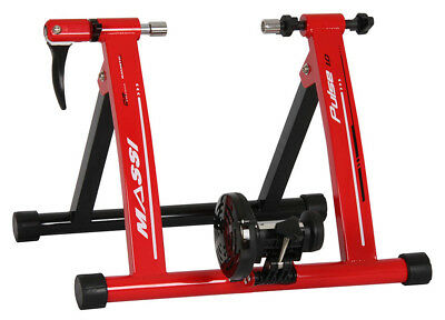 Massi Home Trainer Pulse 1 1420 Magnetic One Size Red