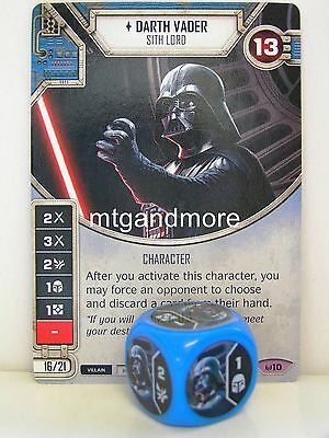 Star Wars Destiny - Awakenings / Erwachen - Choose Card + Dice / Karte aussuchen