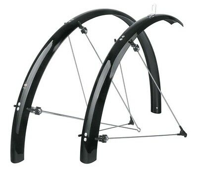 Sks Mudguard Kit Bluemels 28inches 45mm 28Inches 35mm Black