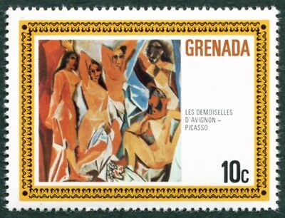 GRENADA 1980 10c SG1075 mint MNH FG Famous Works of Art Picasso #W37