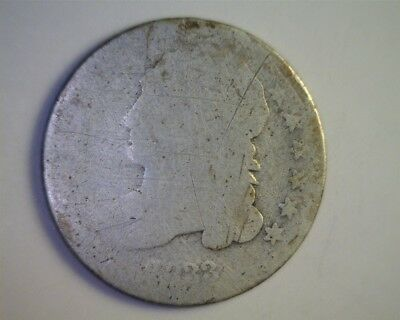Estate Find - 1833 Capped Bust Silver Dime - FAIR