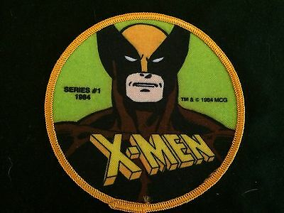 X-MEN/WOLVERINE Marvel Comics Patch Unused, Nice Shape