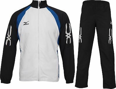 Mizuno Pro Team Mens Training Tracksuit - White