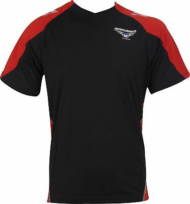 Marussia F1 Team Race Mens Short Sleeve Top - Black