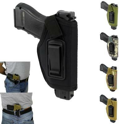 Concealed Belt Holster IWB Holster for All Compact Subcompact Pistols Pouch