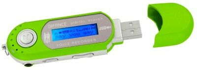 MP851, 4GB, lime Musikplayer MP3-Player