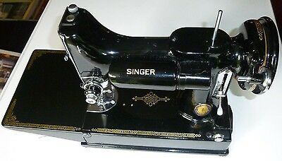 Singer 100th Anniversary 1951 Sewing Machine in excellent condition