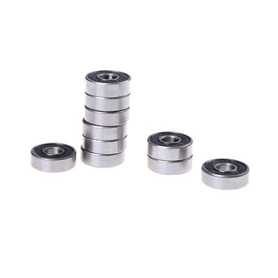10PCS 8X22X7 MM 608 2RS Bearing ABEC-5 Skateboard 3d printer Ball Bearings TO