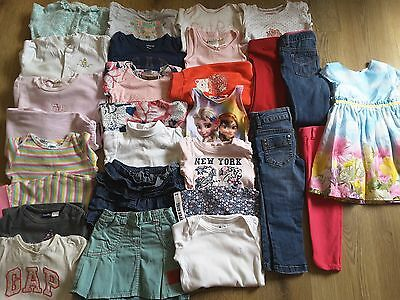 Baby girls clothes bungdle 1 2 years