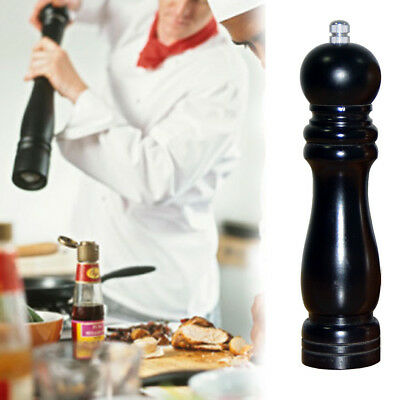 Wooden Manual Salt Pepper Grinder/Mill Grinder Adjusting Kitchen Tool