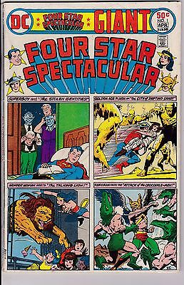 Four Star Spectacular #1 Giant G/VG 3.0 1976 DC See My Store