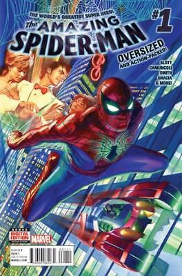 AMAZING SPIDER-MAN #1 (Marvel 2015 1st Print) COMIC