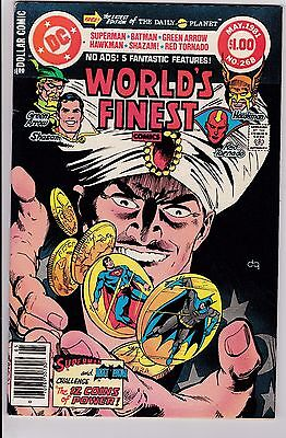 World's Finest Comics #268 FN 6.0 1981 DC See My Store