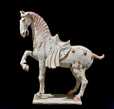 Large and Impressive Chinese Horse Statue - Tang Dynasty