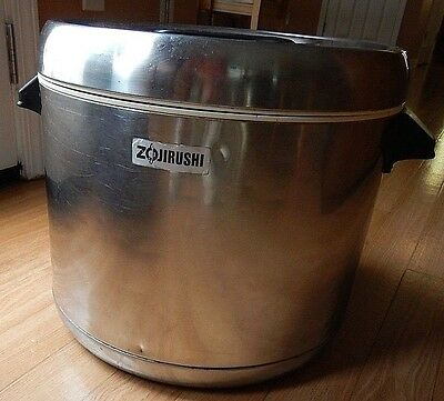 Zojirushi Non-Electric Thermal Insulated Rice Warmer