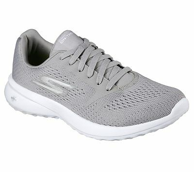55305 Gray Skechers shoes On The Go City Walk Men Sporty Casual Comfort Mesh New