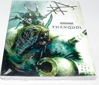 WARHAMMER The End Times THANQUOLL SB Rules Book NEW SEALED