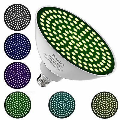120V 35W RGB Colors Changing Swimming Pool LED Light Bulb For Hayward Pentair