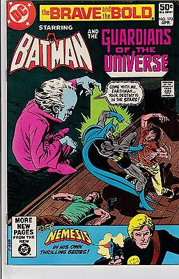 The Brave And The Bold #173 Batman & Guardians Of The Universe FN 6.0 1981 DC