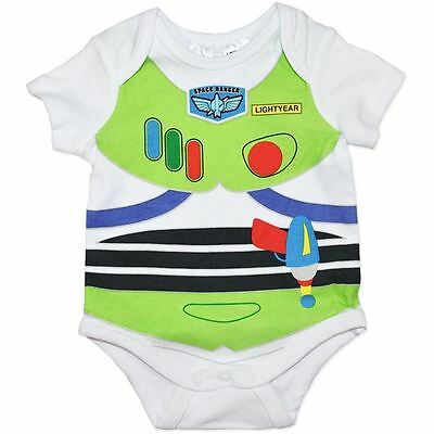 Disney Baby Toy Story Buzz Lightyear  Body Suit Bnwt Size 1